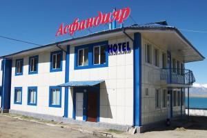 Спортивно-Гостиничный комплекс Асфандияр
